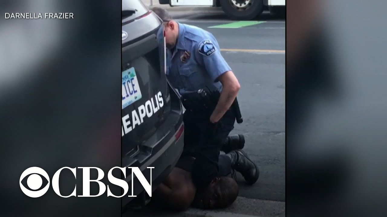"""""""I can't breathe!"""": Minneapolis man dies after police confrontation"""