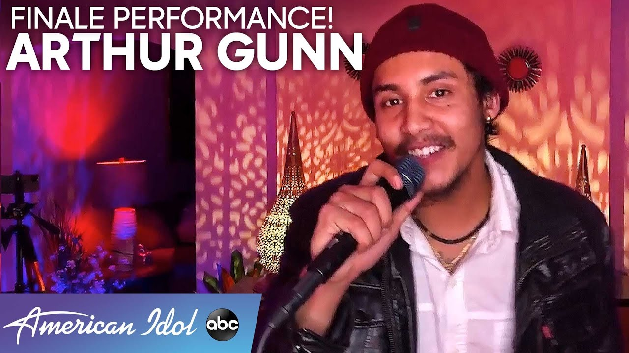 INSANE! Arthur Gunn Delivers STAR Power Singing A Gavin DeGraw Hit – American Idol 2020
