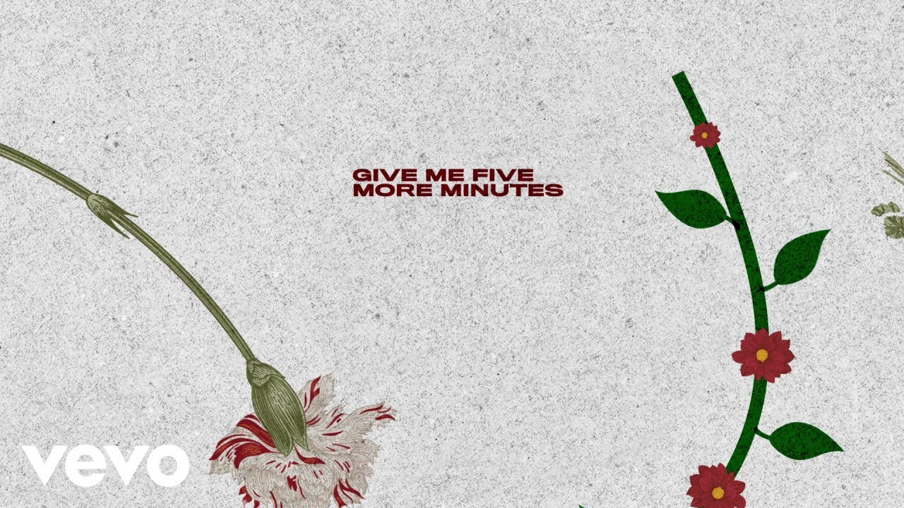 Jonas Brothers – Five More Minutes (Official Lyric Video)