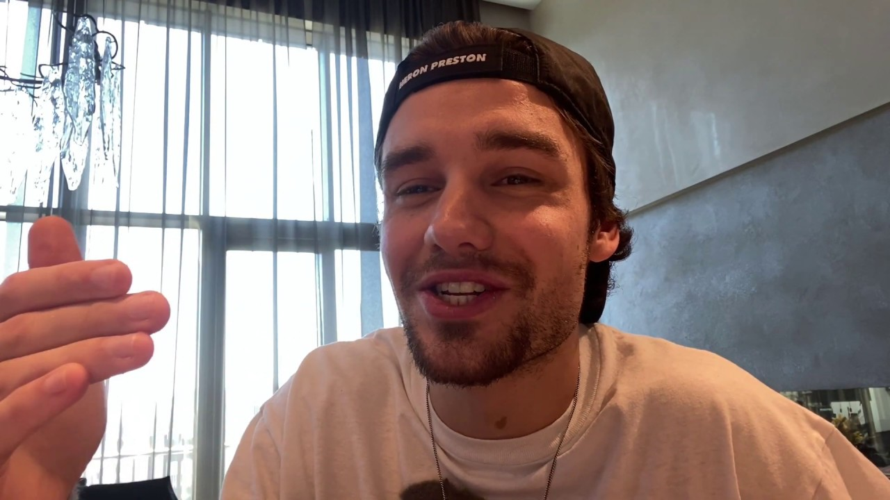 Liam Payne – Bear, Normal People, One Direction Trivia & Harry Potter | #StayHome and Chill #WithMe