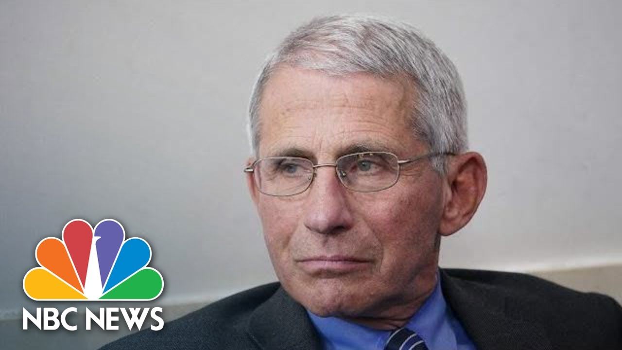 Live: Fauci, Top Health Officials Testify At Senate Coronavirus Hearing   NBC News