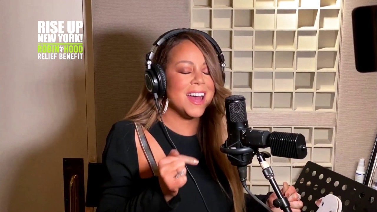 Mariah Carey – Through The Rain/Make It Happen (Live at Rise Up New York!)