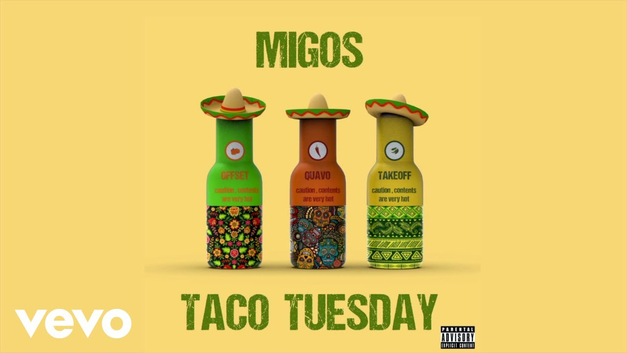 Migos – Taco Tuesday (Lyric Video)