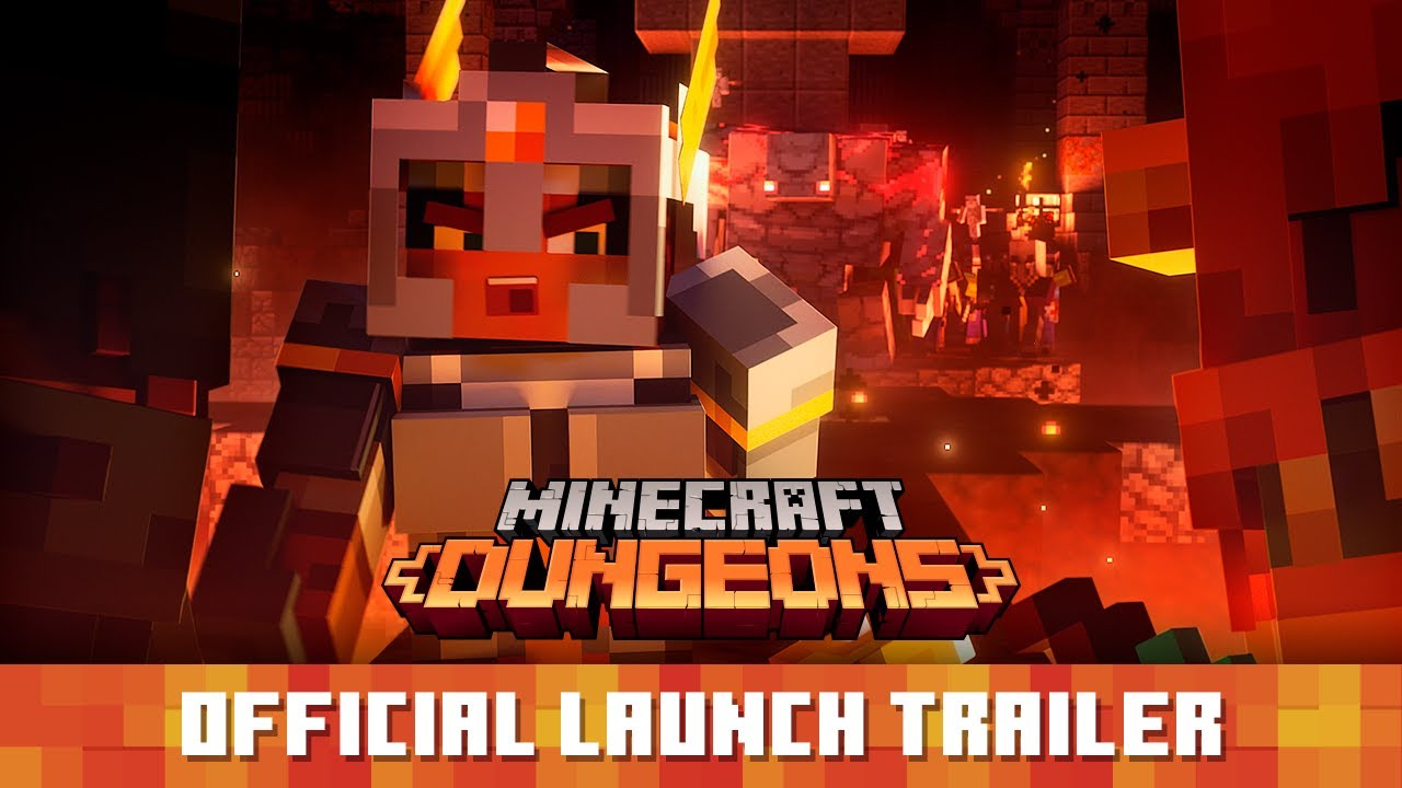 Minecraft Dungeons: Official Launch Trailer