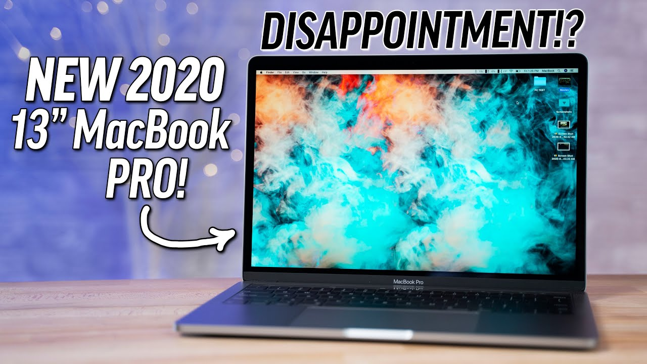 New 2020 MacBook Pro – Why Apple KEPT the 8th-gen CPU…