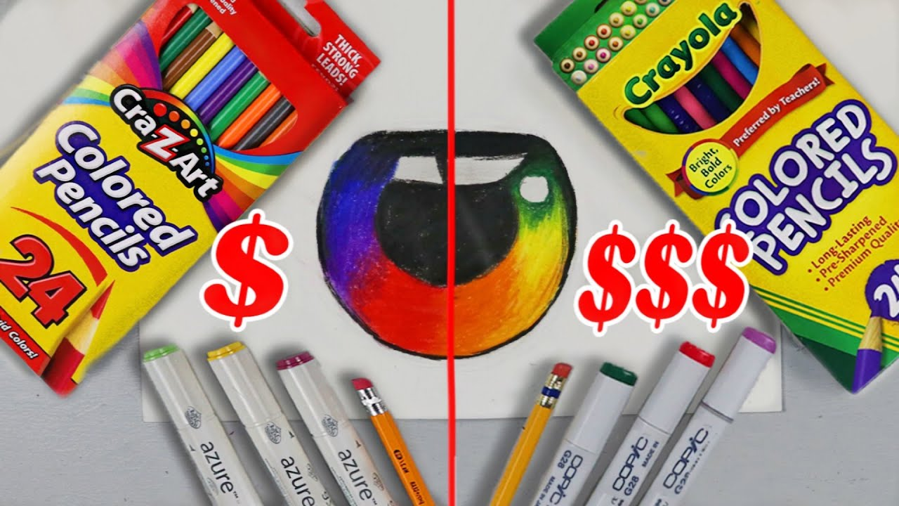 Off Brand Art Supplies Vs. Name Brand: Which Is Worth The Money???