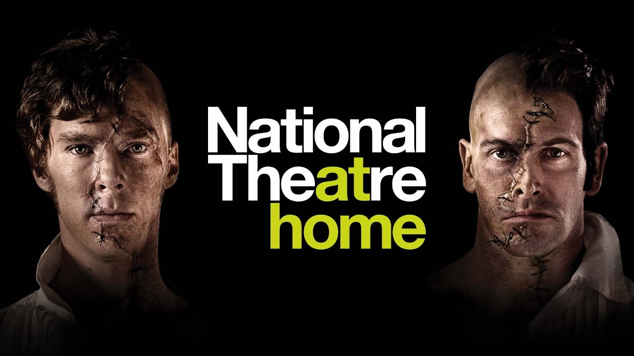 Official Frankenstein with Benedict Cumberbatch as the creature | Free National Theatre Full Play