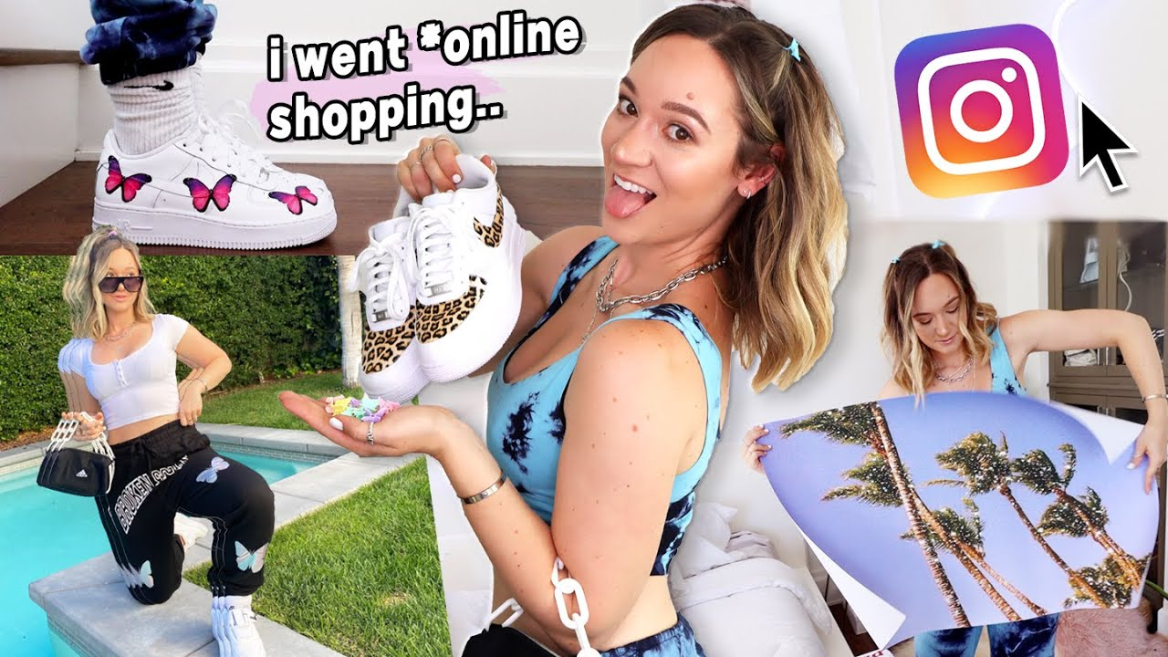 Online Shopping HAUL!!  *Instagram Stores You NEED to Shop From!