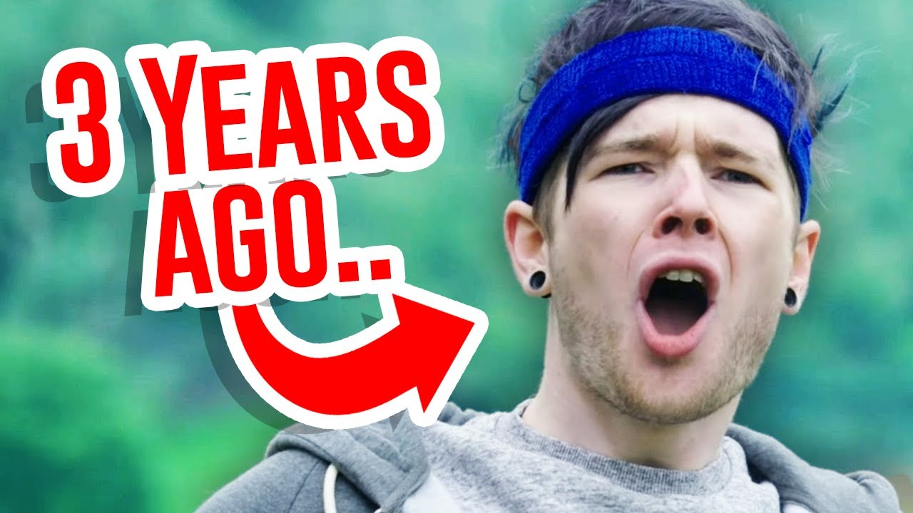 Reacting to my Old YouTube Series…