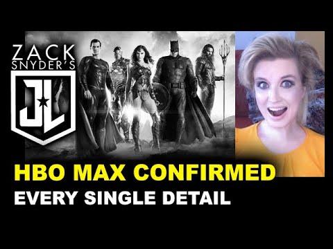Snyder Cut HBO Max CONFIRMED – Reaction & Breakdown
