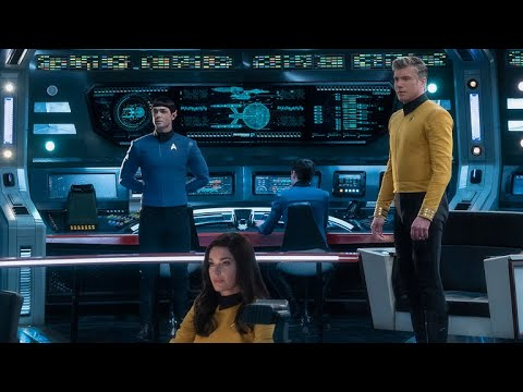Star Trek: Strange New Worlds – New Star Trek Series To Follow Captain Pike, Spock, and Number One