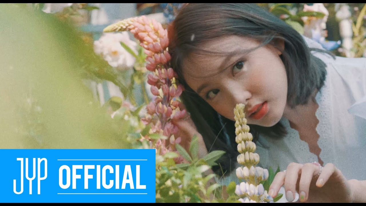 "TWICE ""MORE & MORE"" CONCEPT FILM NAYEON"