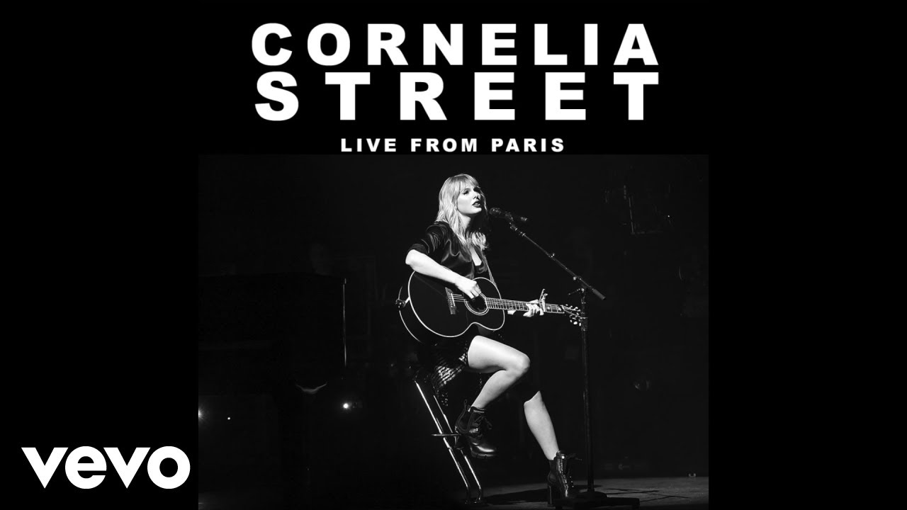 Taylor Swift – Cornelia Street (Live From Paris)