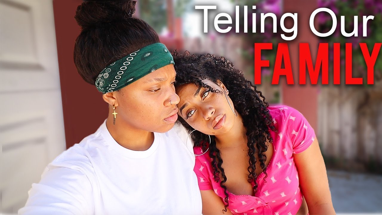 Telling Our *FAMILY* we are in LOVE!? (Didn't EXPECT THIS)