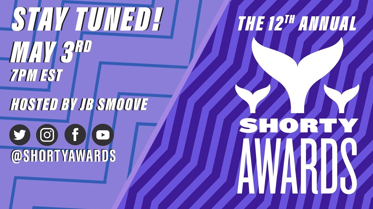 The 12th Annual Shorty Awards