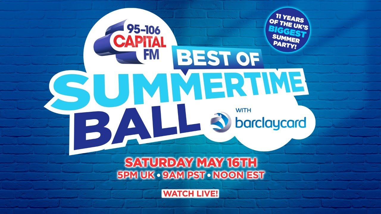 The Best Of Capital's Summertime Ball with Barclaycard | Capital