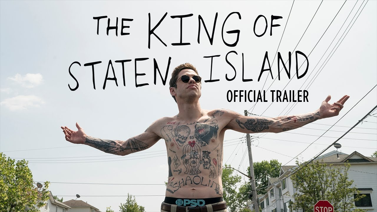 The King of Staten Island – Official Trailer