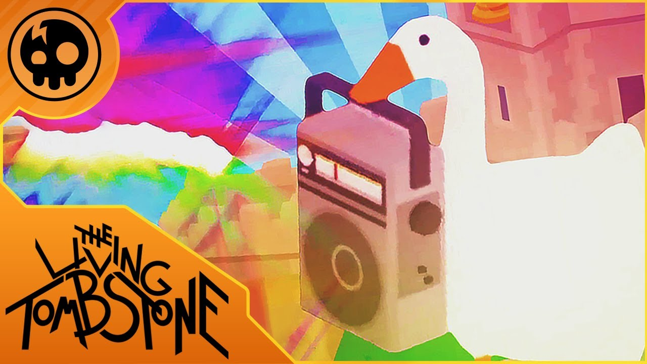 The Living Tombstone – Goose Goose Revolution (Untitled Goose Game)
