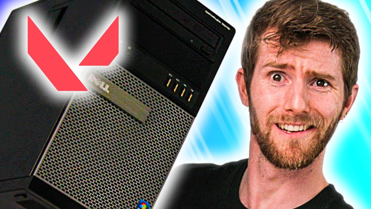 This is a GAMING PC!?!?!