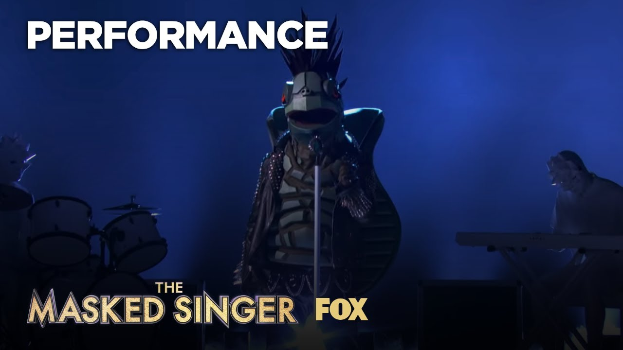 "Turtle Performs ""Before You Go"" By Lewis Capaldi 