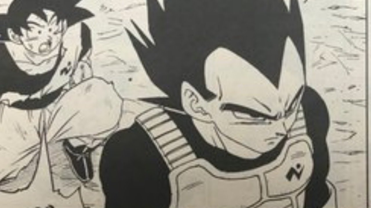 Vegeta's NEW Powers!? Dragon Ball Super Manga Chapter 60 LEAKS