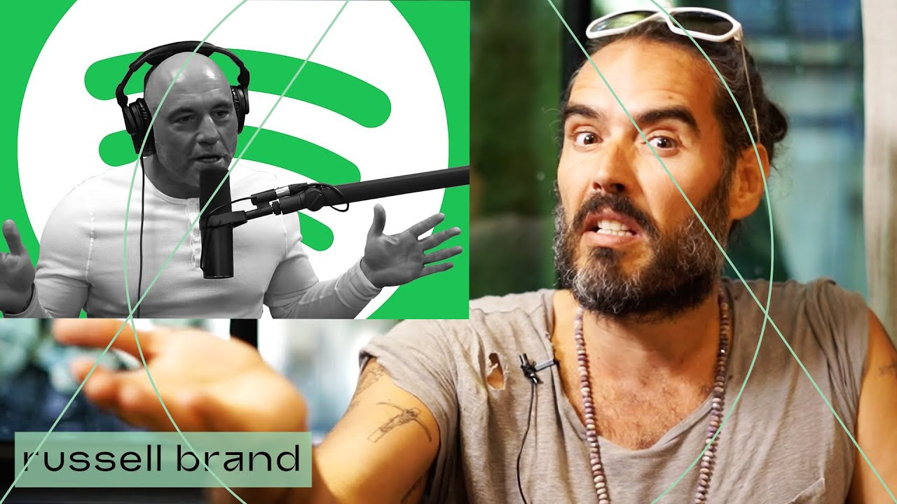 What Does Joe Rogan's Move Mean For YouTube? | Russell Brand