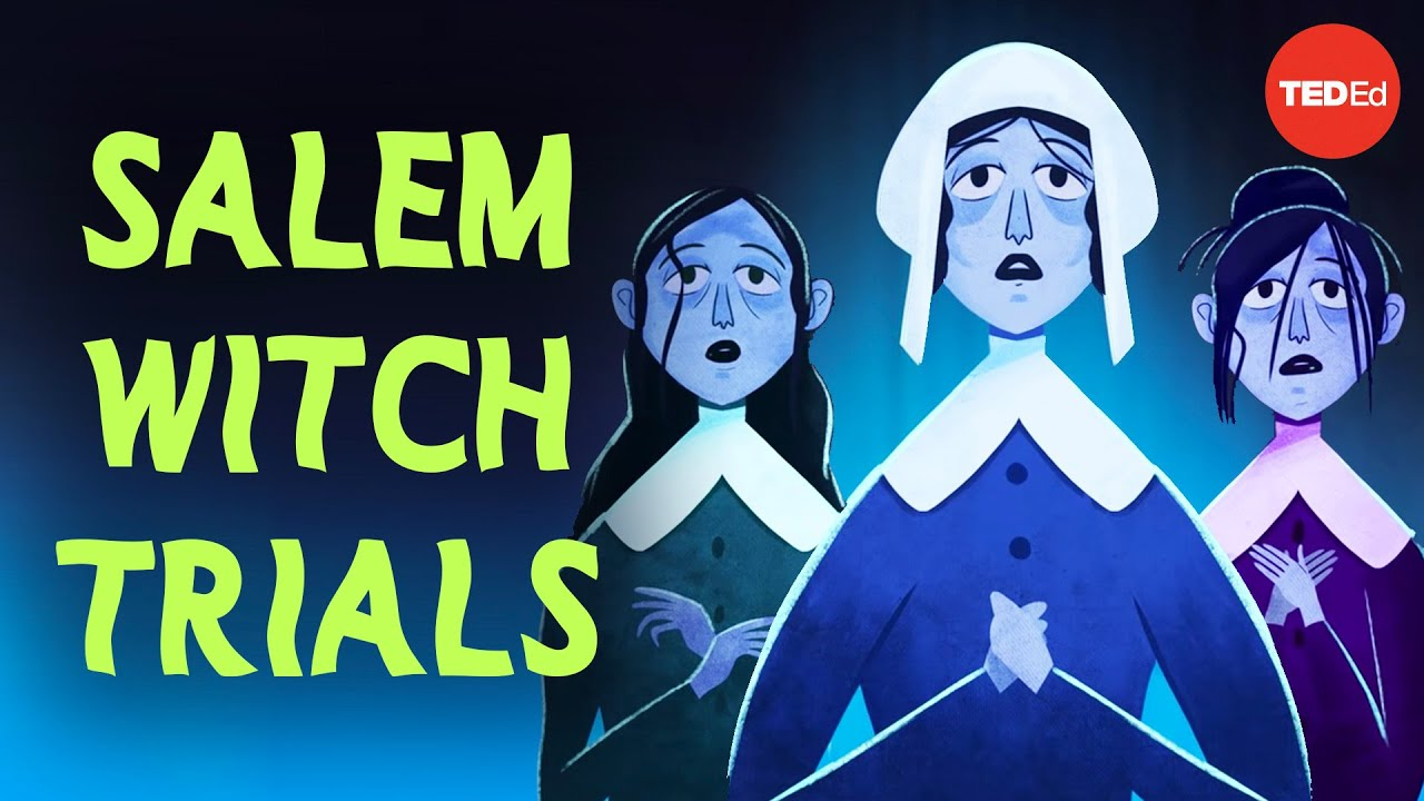 What really happened during the Salem Witch Trials – Brian A. Pavlac