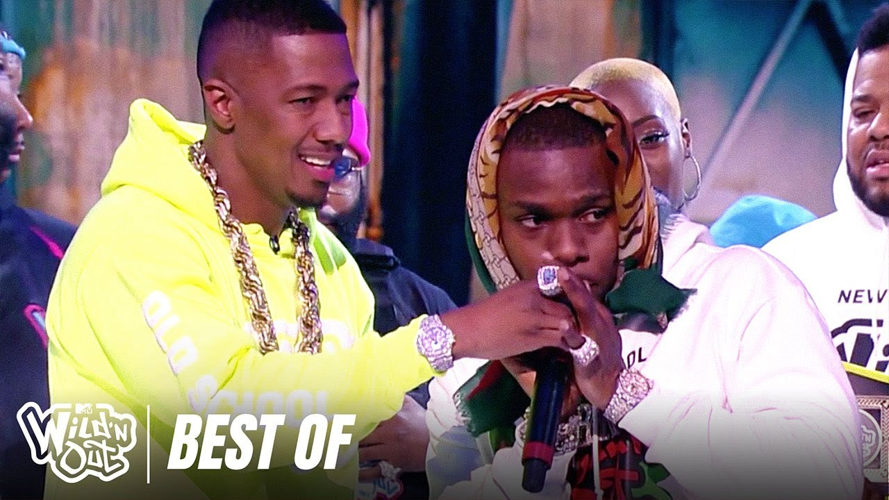 Wild 'N In w/ Your Faves: DaBaby 👶 Best of: Wild 'N Out