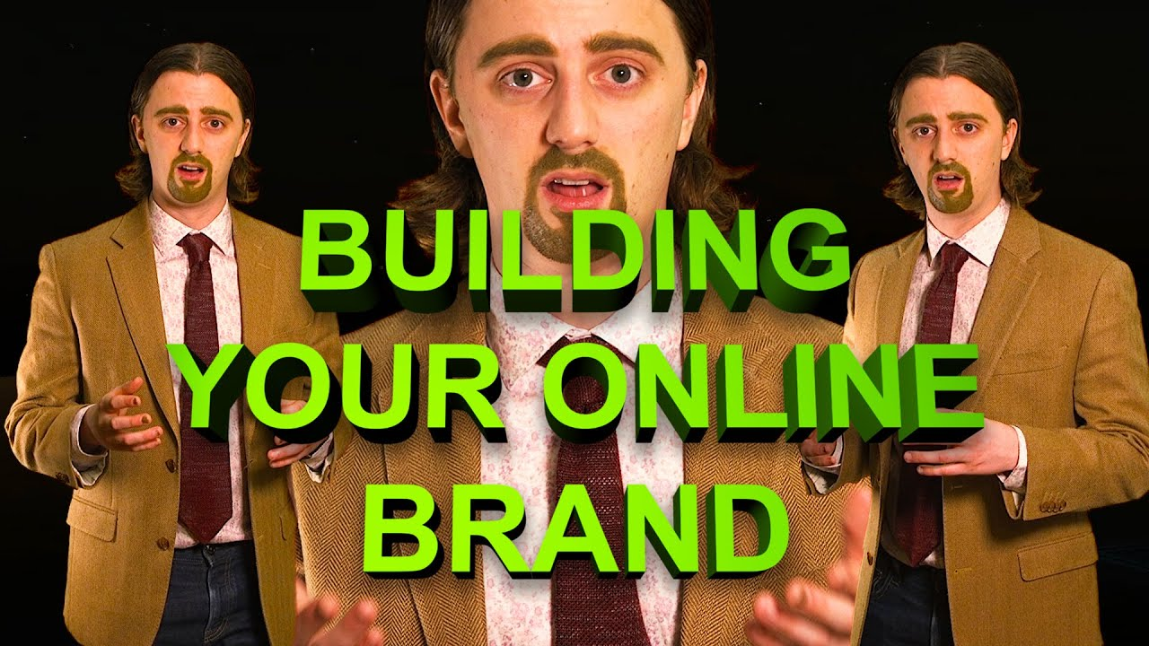 building your online brand