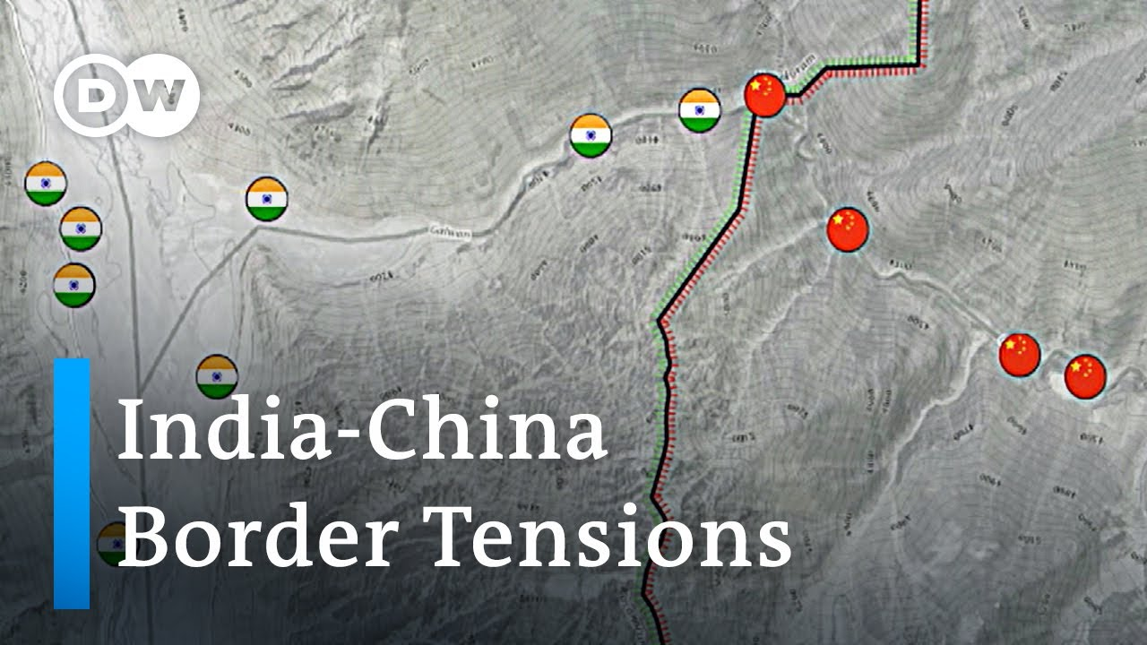 20 Indian soldiers killed in border clashes with Chinese forces | DW News