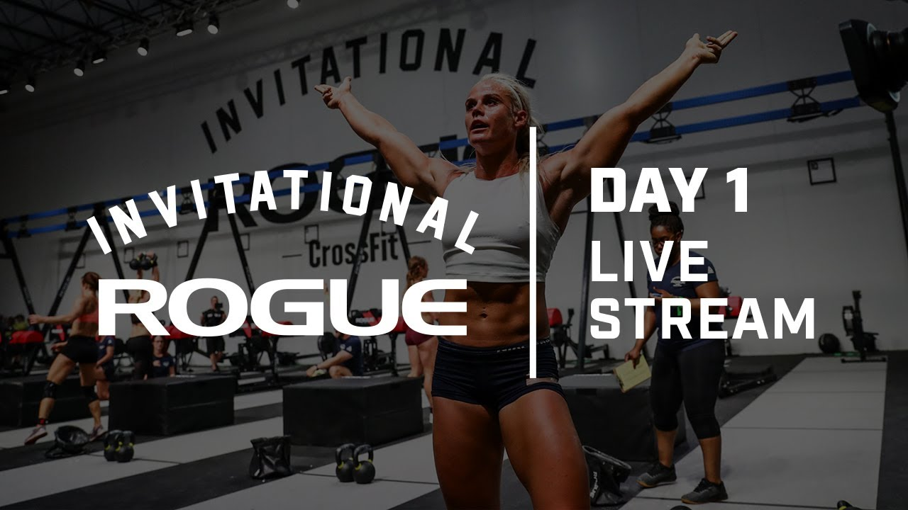 2020 Rogue Invitational | Day 1 – Full Live Stream