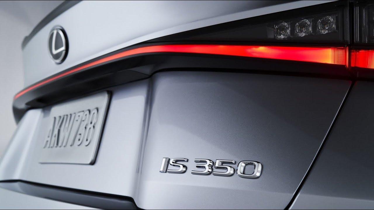 2021 Lexus IS World Premiere Video
