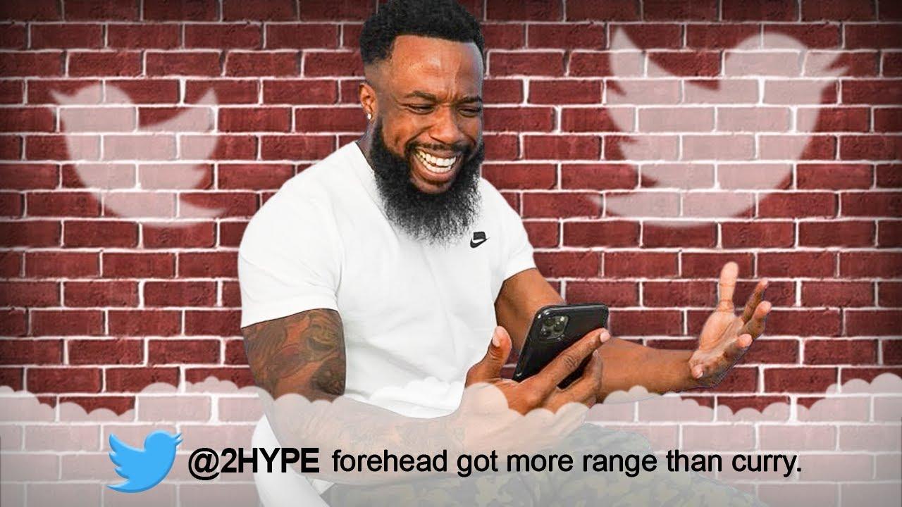 2HYPE Read Mean Tweets