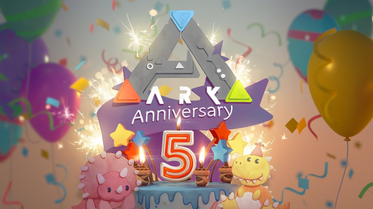 ARK: Crystal Isles and Anniversary Event