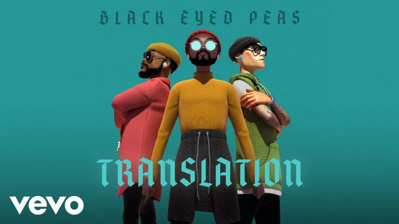 Black Eyed Peas, El Alfa – NO MAÑANA (Audio)