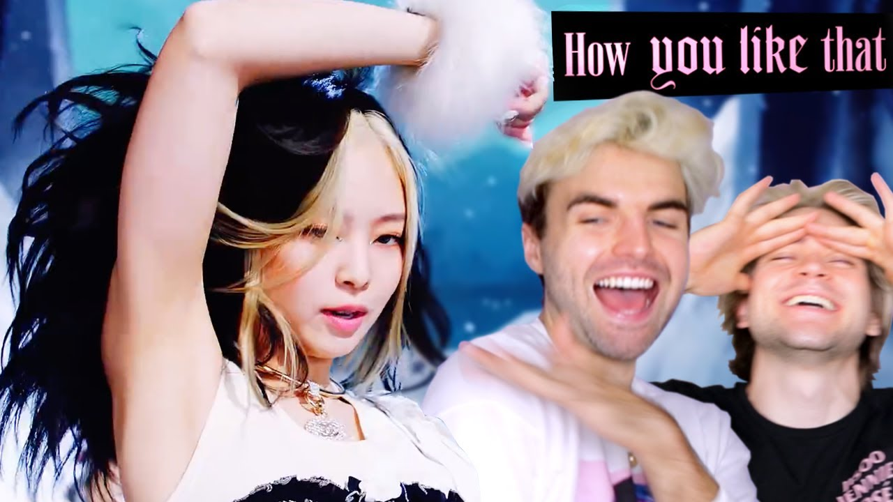 """Blackpink """"How You Like That"""" Reaction!!!"""