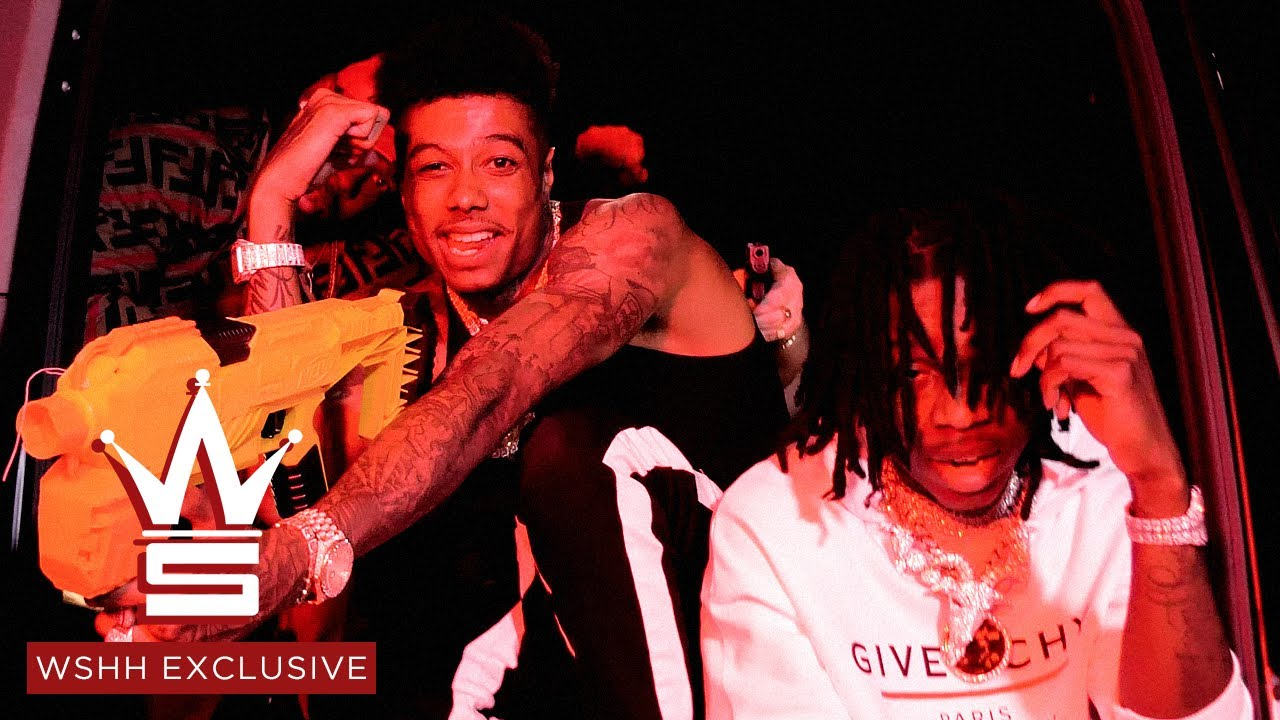 """Blueface – """"Murder Rate"""" feat. Polo G (Official Music Video – WSHH Exclusive)"""