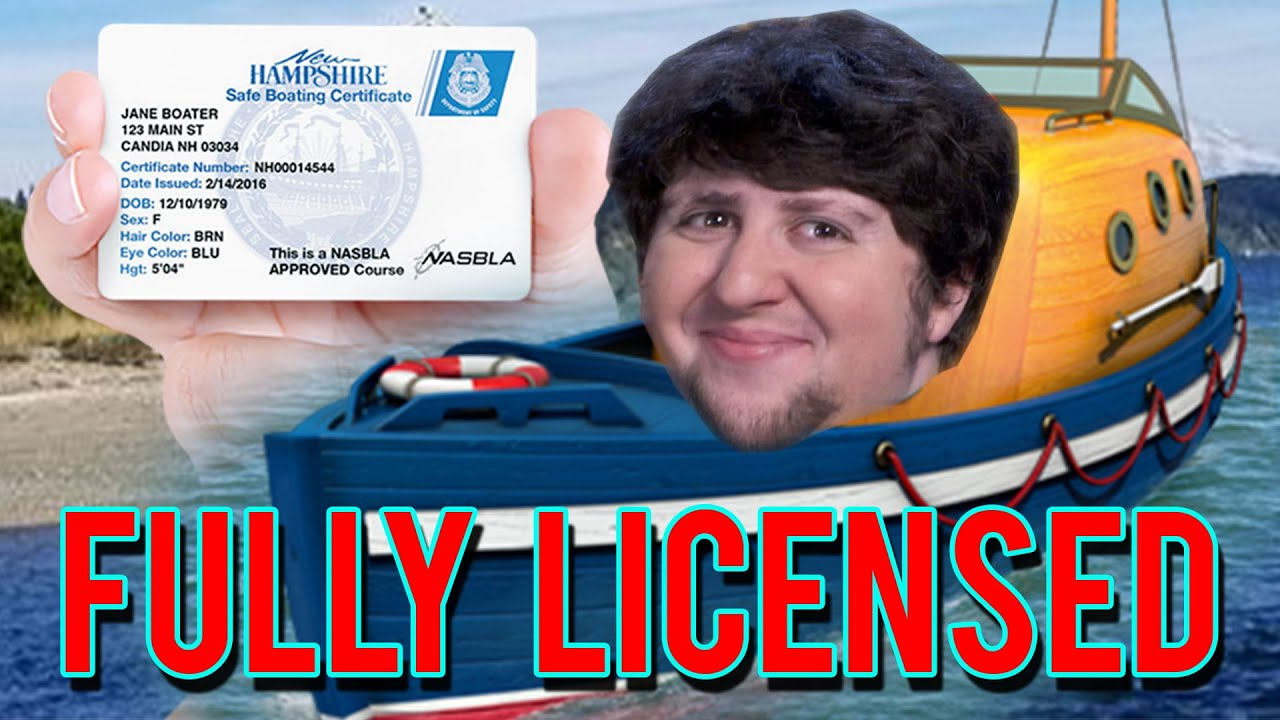 Boating Made (TOO) Easy! – JonTron