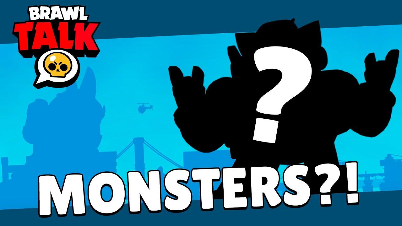 Brawl Stars: Brawl Talk – Summer of Monsters!