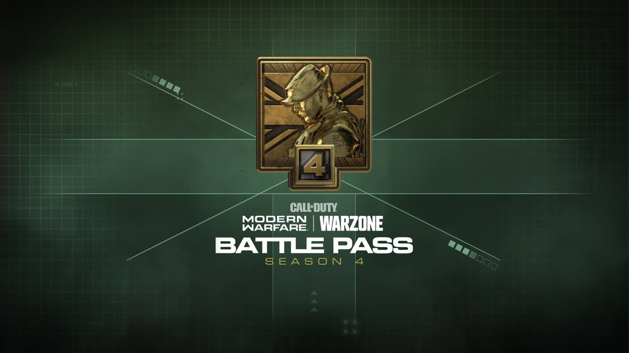 Call of Duty®: Modern Warfare® & Warzone  – Season Four Battle Pass Trailer