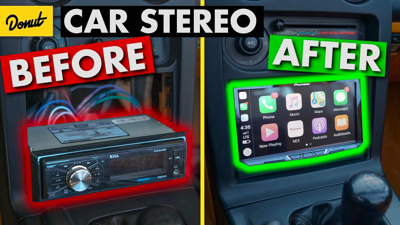 Cheap vs Expensive Car Stereos – TESTED