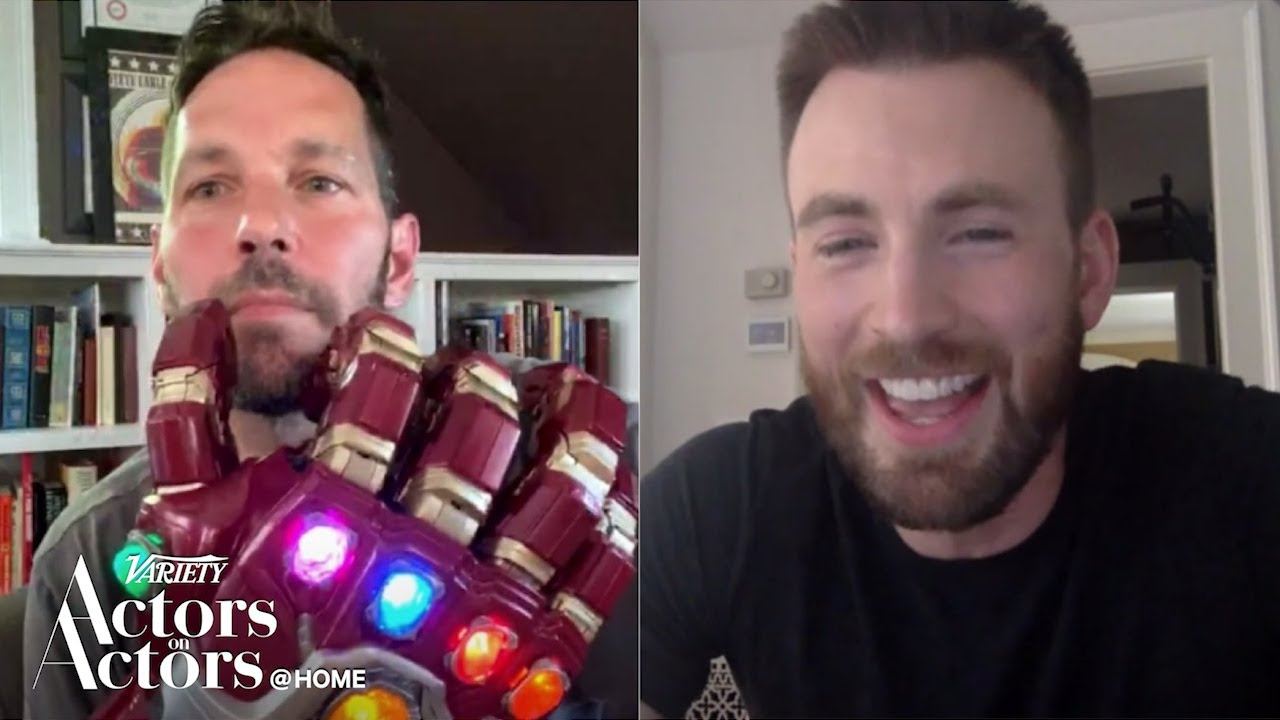 Chris Evans and Paul Rudd – Actors on Actors – Full Conversation