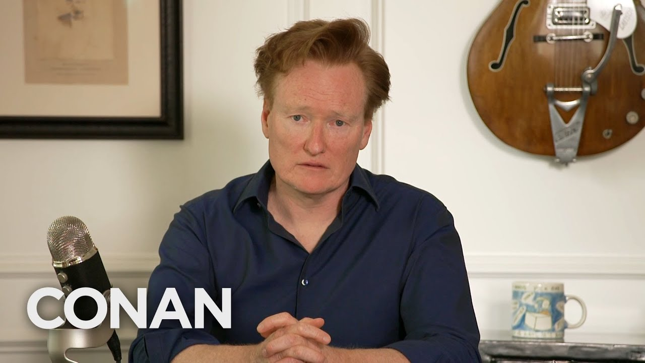 Conan's Statement On The Killing Of George Floyd – CONAN on TBS