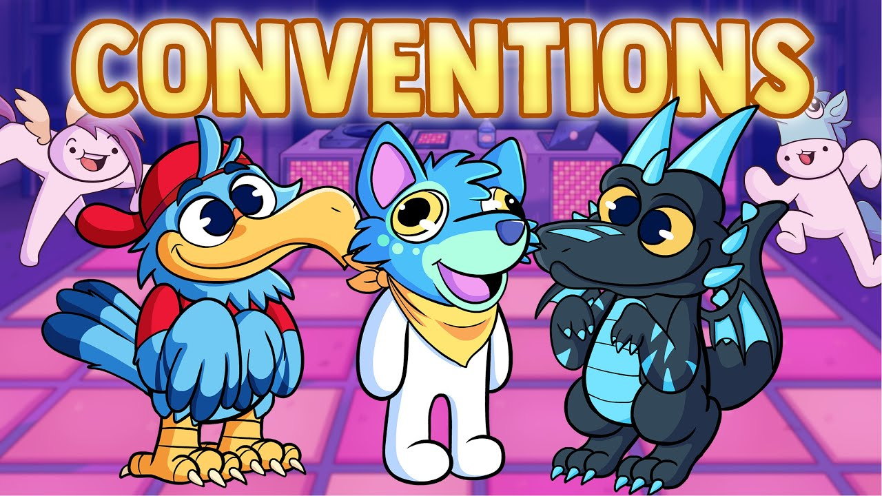 Conventions (I miss them)