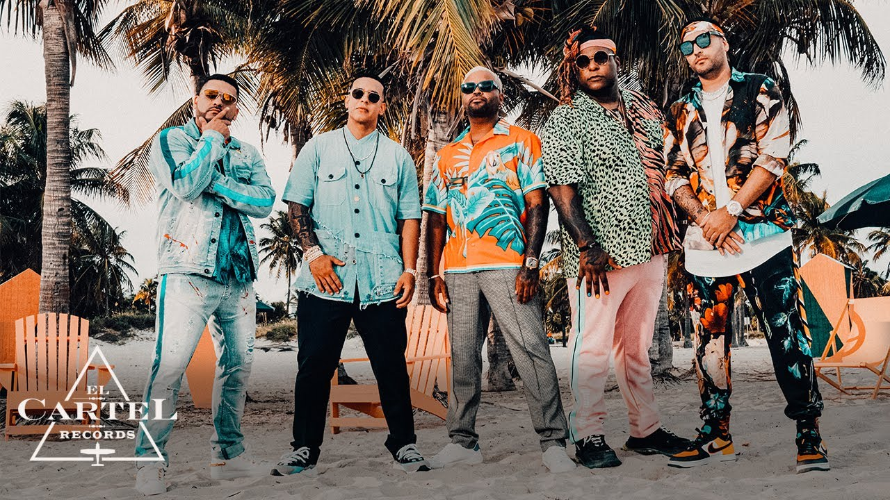 Daddy Yankee, Play-N-Skillz, Zion & Lennox – Bésame (Video Oficial)