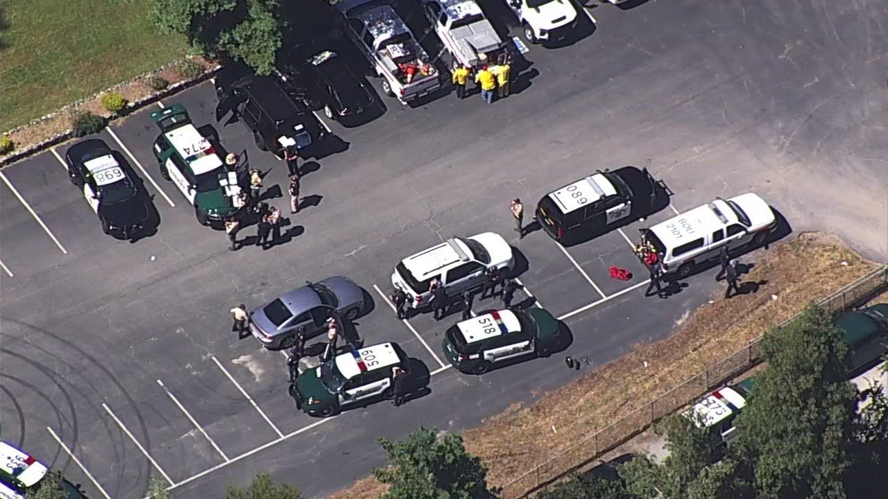 Deputy killed, 2 officers injured after being ambushed in California, sheriff says