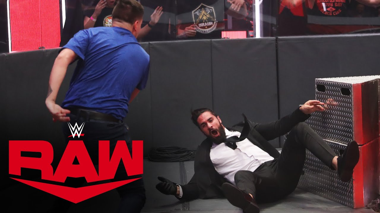 Dominik Mysterio outsmarts Seth Rollins and his disciples: Raw, June 15, 2020