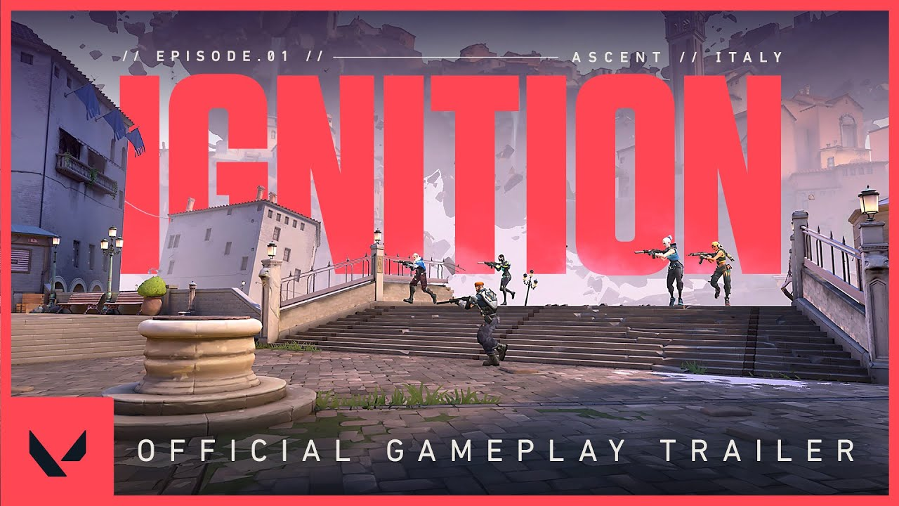 Episode 1: IGNITION // Official Launch Gameplay Trailer – VALORANT