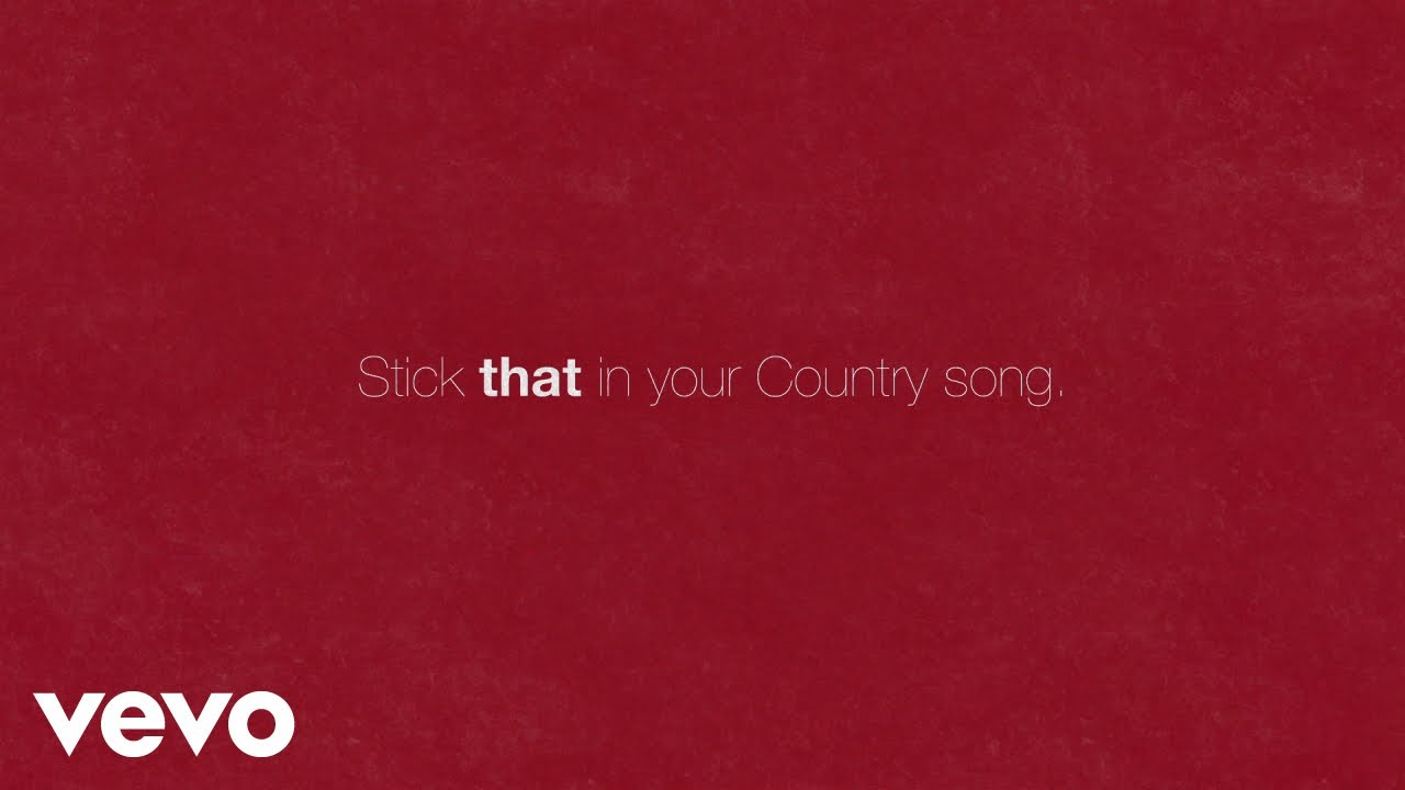 Eric Church – Stick That In Your Country Song (Audio)