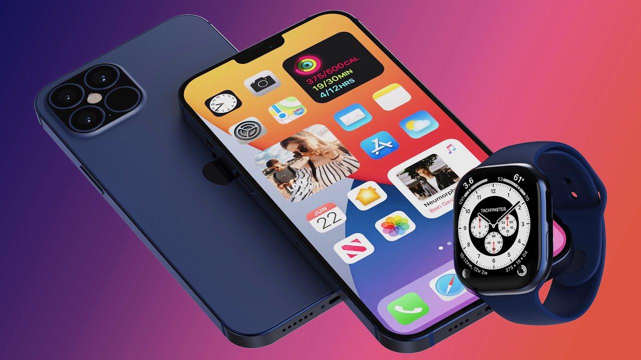 Exclusive iPhone 12 Leaks! 120Hz Update, 4K 240FPS & More!